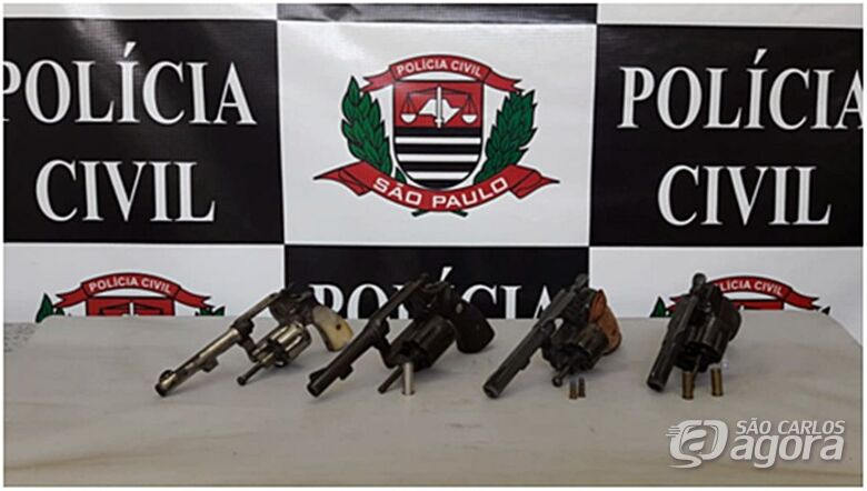 Polícia Civil participa de operação contra feminicídio e homicídio - Crédito: Divulgação