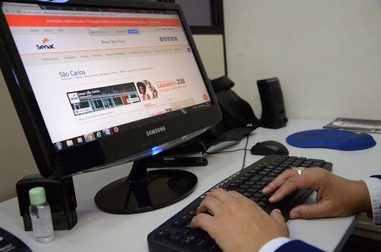 Vagas para três cursos profissionalizantes são abertas em São Carlos - Crédito: Divulgação