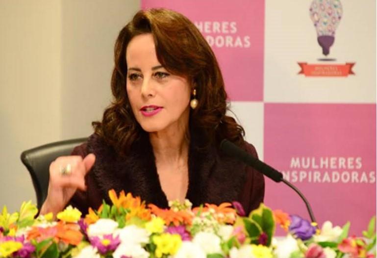 """Marlene Machado: """"o sistema e os agentes políticos precisam dar mais espaço e apoio às mulheres que têm interesse e vocação política"""" - Crédito: Divulgação"""