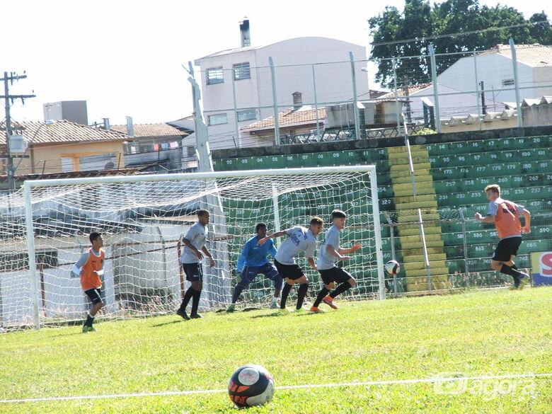 São Carlos acerta jogo-treino contra o Rio Claro - Crédito: Rovanir Frias/SCFC
