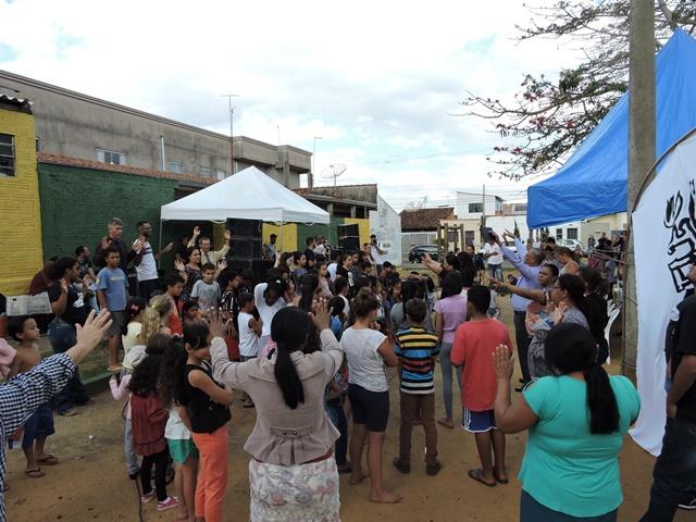 Eleve Life reúne moradores no Jardim Cruzado - Crédito: Divulgação
