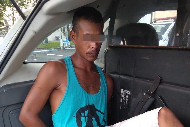 Polícia prende acusado de espancar adolescente até a morte em passarela em Ibaté - Crédito: Divulgação