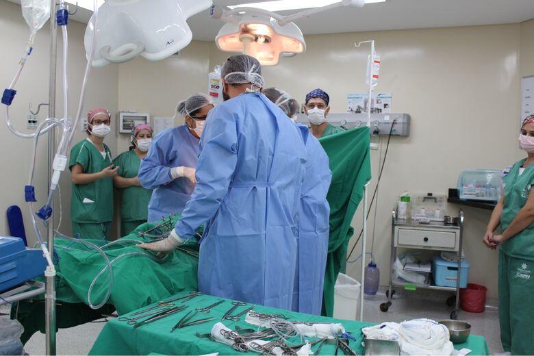 Santa Casa de São Carlos realiza a segunda captação de múltiplos órgãos do ano - Crédito: Asssessoria de imprensa