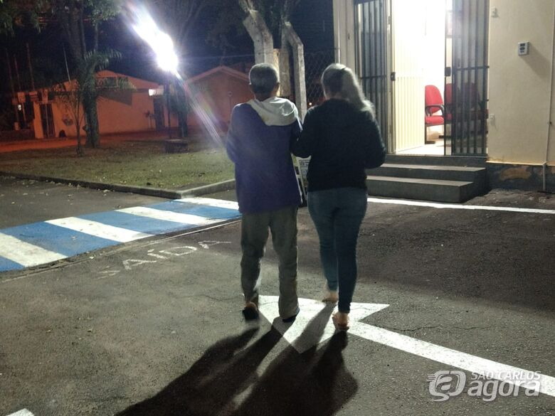 Motorista acusado de embriaguez provoca acidente em Dourado - Crédito: Luciano Lopes