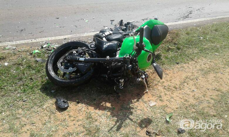 PM morre em acidente em estrada no interior de SP [vídeo] - Crédito: Divulgação/Redes Sociais