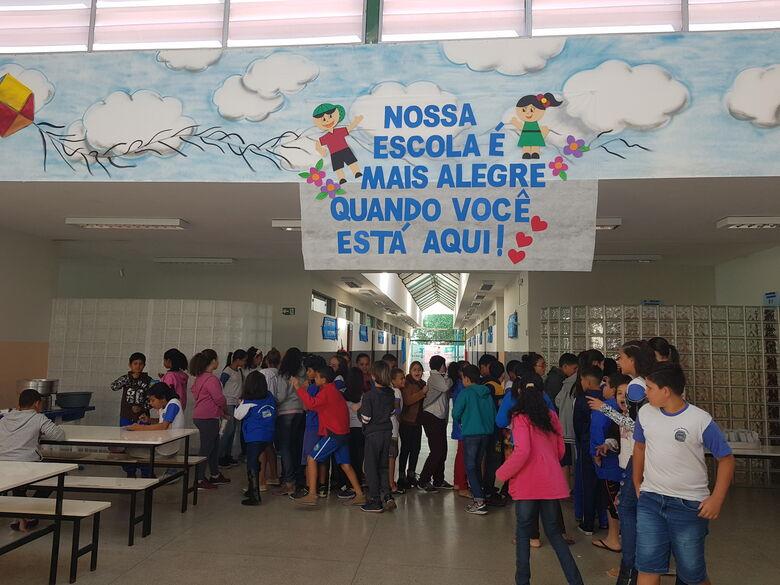 Escola Municipal de Ibaté celebra Dia do Estudante - Crédito: Divulgação