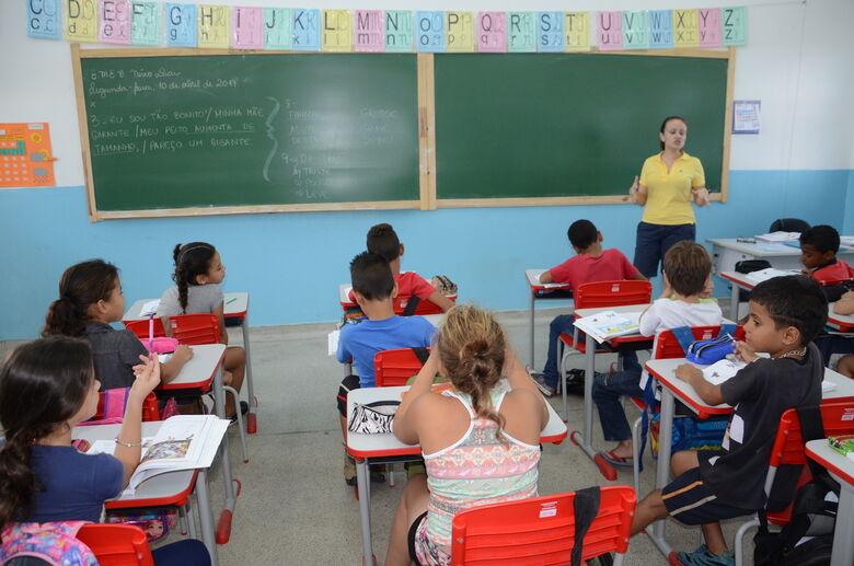 Munícipio garante que respeita idade mínima para ingresso no ensino fundamental - Crédito: Divulgação