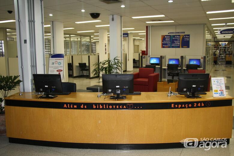 Biblioteca do IFSC inova cada vez mais em prol de seus usuários - Crédito: Divulgação