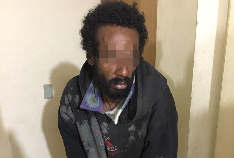 Desocupado é detido durante furto na Vila Prado - Crédito: Divulgação