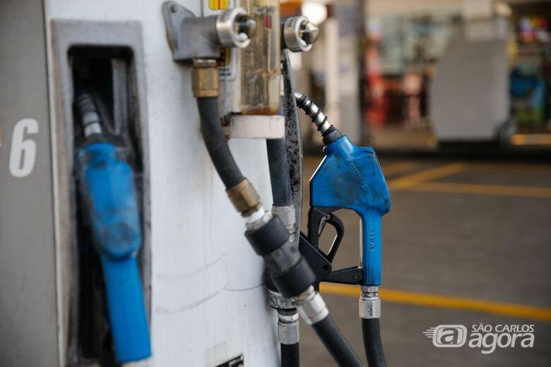 Gasolina vendida nas refinarias está mais cara a partir de hoje - Crédito: Fernando Frazão/Agência Brasil