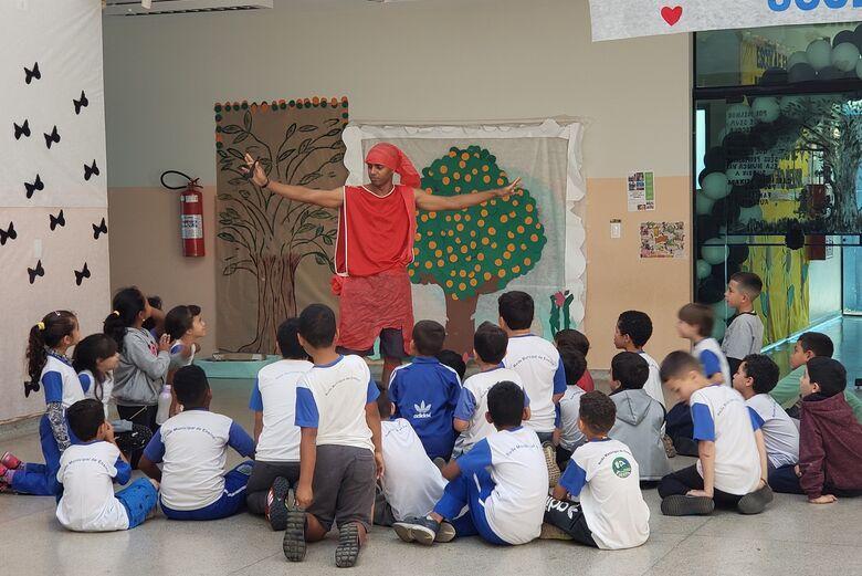 Escola Municipal de Ibaté celebra Dia do Folclore - Crédito: Divulgação