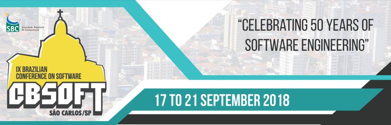 Congresso Brasileiro de Software acontecerá pela primeira vez em São Carlos -