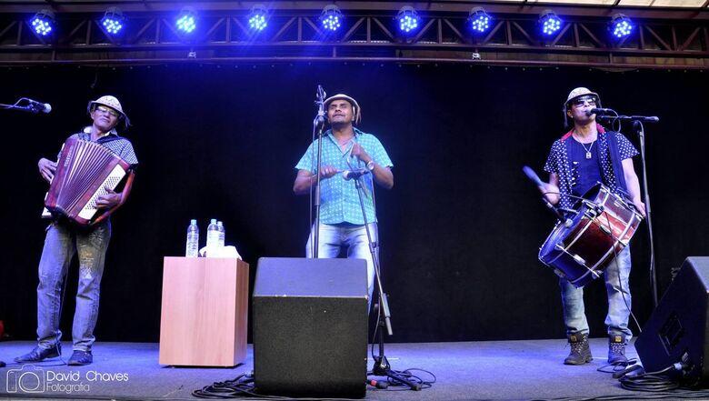 Trio Mandacaru celebra a cultura nordestina no Sesi São Carlos - Crédito: David Chaves
