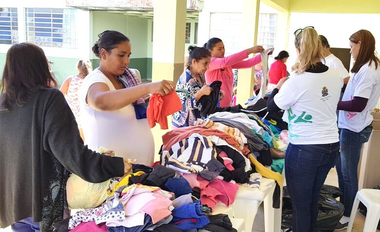 Santa Felícia recebe o Fundo Social Itinerante - Crédito: Divulgação