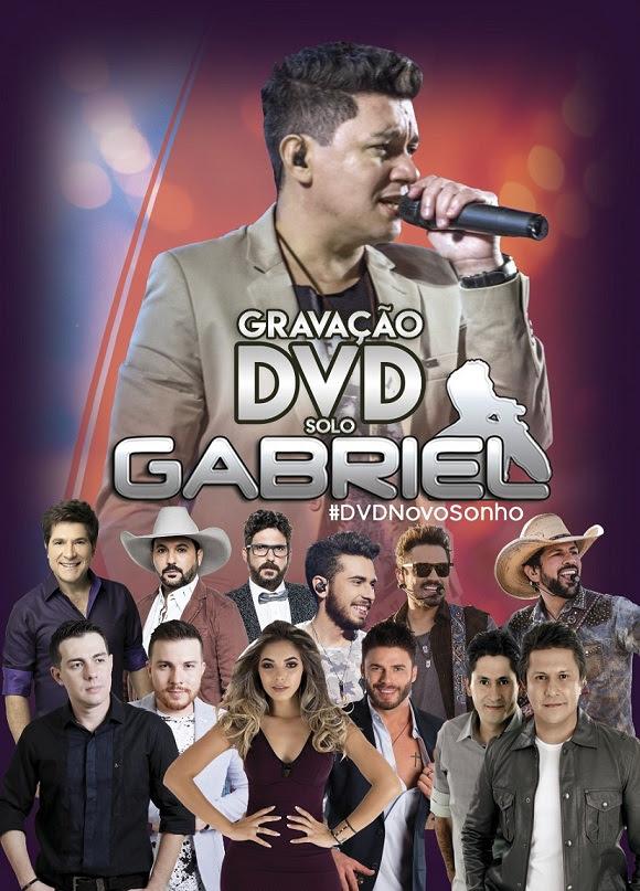 Sertanejo Gabriel grava primeiro DVD solo em São Carlos com participações especiais - Crédito: Divulgação