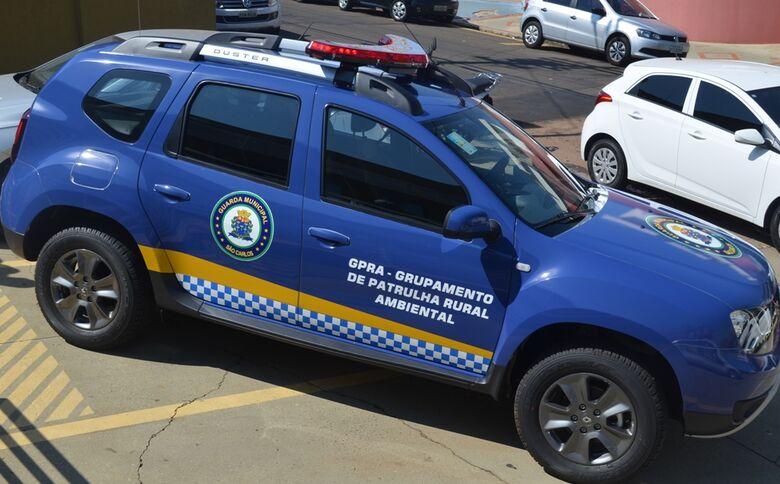 Guarda Municipal divulga relatório de atividades - Crédito: Divulgação