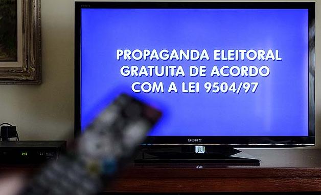 Propaganda eleitoral no rádio e na TV começa nesta sexta-feira -