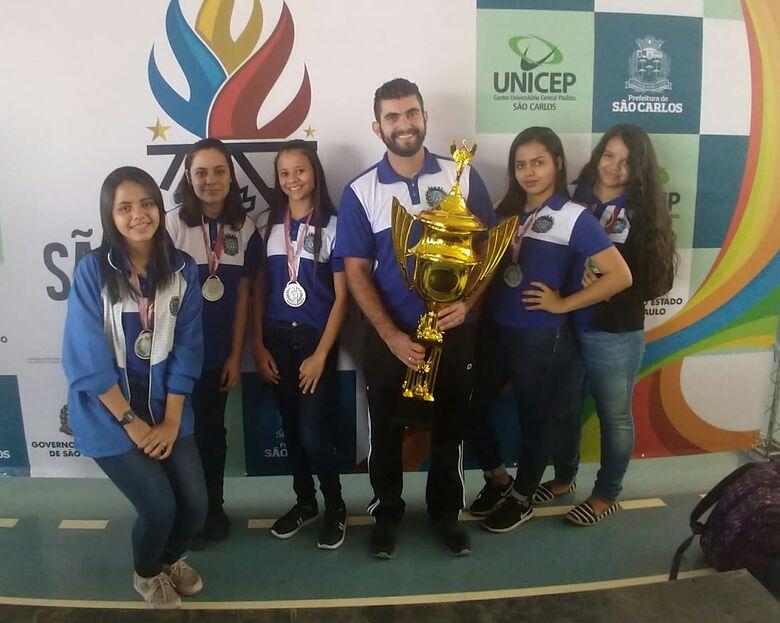 Ibaté classifica duas modalidades para os 82º Jogos Abertos do Interior - Crédito: Divulgação