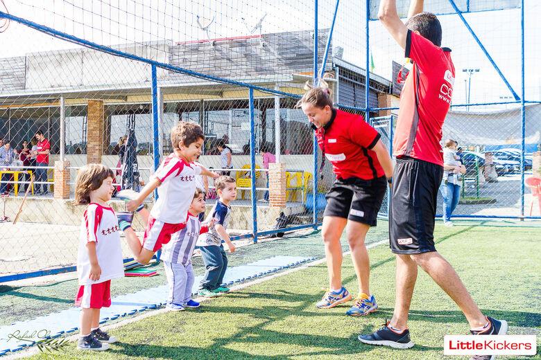 Evento para crianças oferece aula gratuita de inglês e futebol simultânea - Crédito: Divulgação