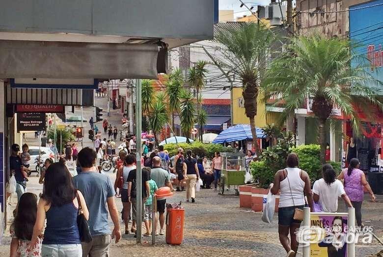 Emprego formal em São Carlos cresce 2,8% no primeiro semestre - Crédito: Arquivo/SCA