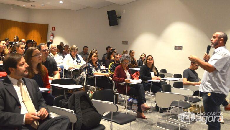 Promotor de Justiça fala sobre desenvolvimento institucional dos Conselhos de Direitos - Crédito: Divulgação