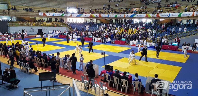 Campeonato Paulista reúne mais de 650 atletas em São Carlos - Crédito: Divulgação