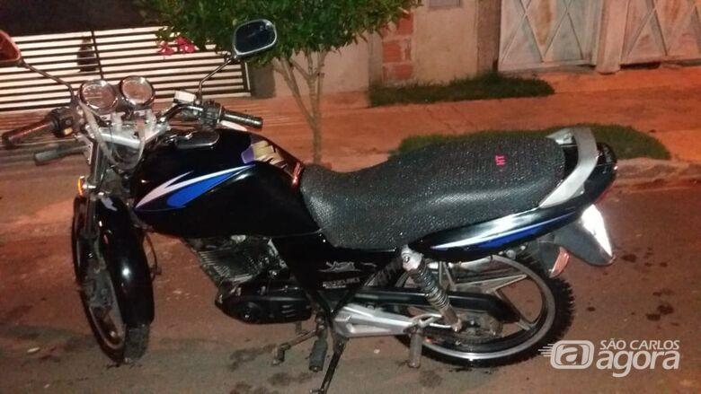 Moto é furtada na Rui Barbosa e proprietário pede ajuda para localizá-la -