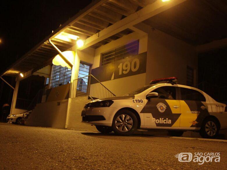 Carro com R$ 100 mil em multas é apreendido em São Carlos - Crédito: Arquivo/SCA