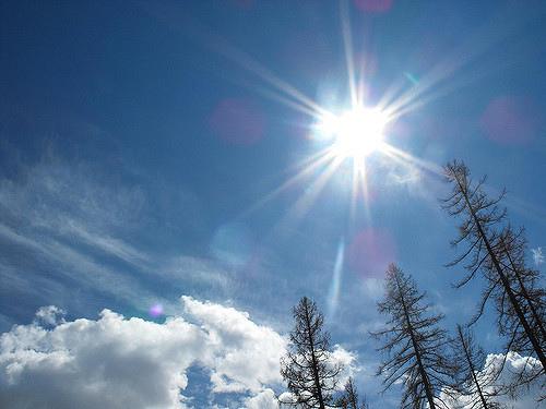 Temperaturas em gradativa elevação; confira a previsão para os próximos dias - Crédito: Arquivo SCA