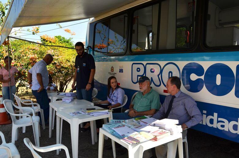 Procon Móvel orientará superendividados no Mercado Municipal - Crédito: Divulgação