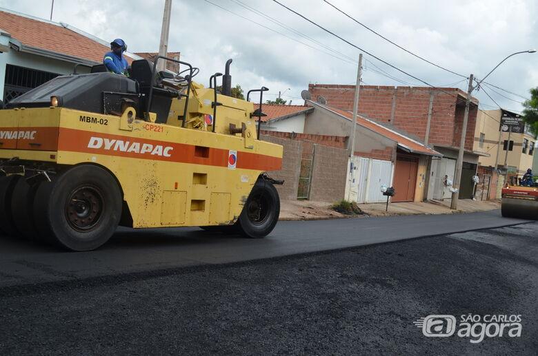 Prefeitura vai recapear vias de Santa Eudóxia - Crédito: Divulgação