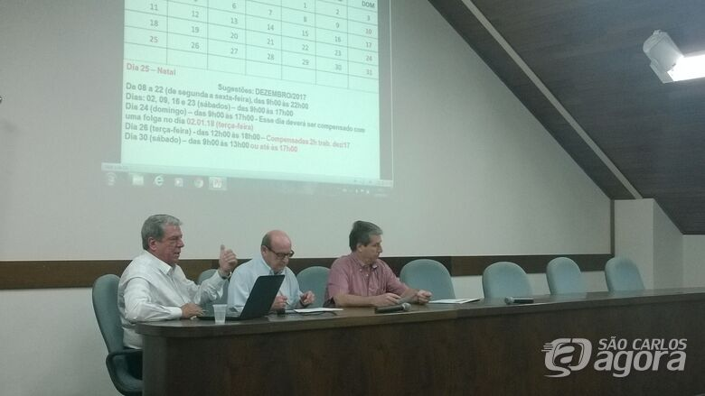 Reunião define datas especiais do comércio em 2019 - Crédito: Divulgação