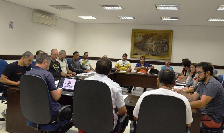 Comitê dos Jogos Abertos será na Escola Andrelino Vieira - Crédito: Divulgação