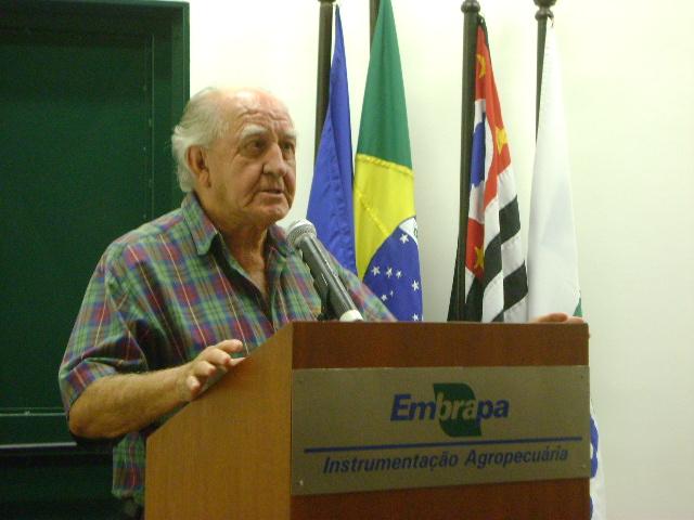Ruy Cereda, repórter que fez história - Crédito: Arquivo Pessoal