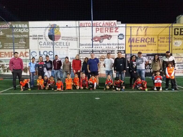 Pais participam de atividades com os filhos na Mult Sport - Crédito: Divulgação
