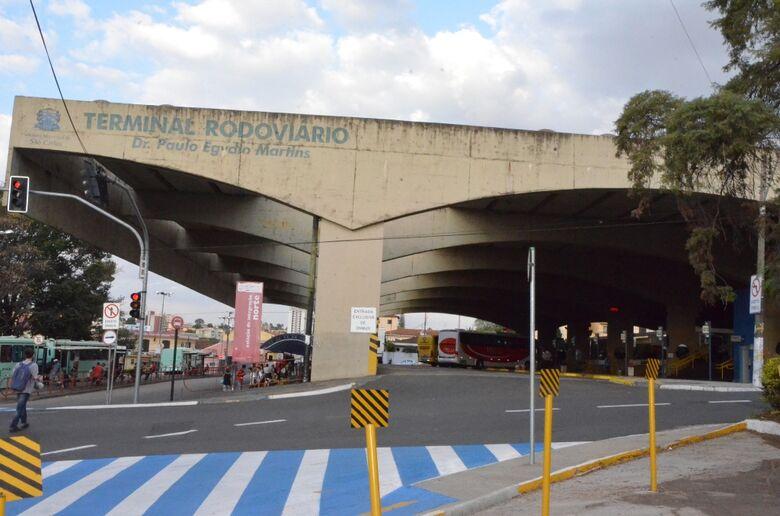 Terminal Rodoviário de São Carlos será administrado por nova empresa - Crédito: Divulgação