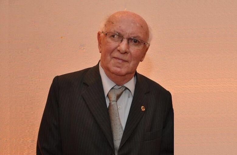 Ulysses Ferreira Picolo, educador e tesoureiro do Centro do Professorado Paulista (CPP) em São Carlos, falecido no último dia 16 aos 84 anos - Crédito: Divulgação