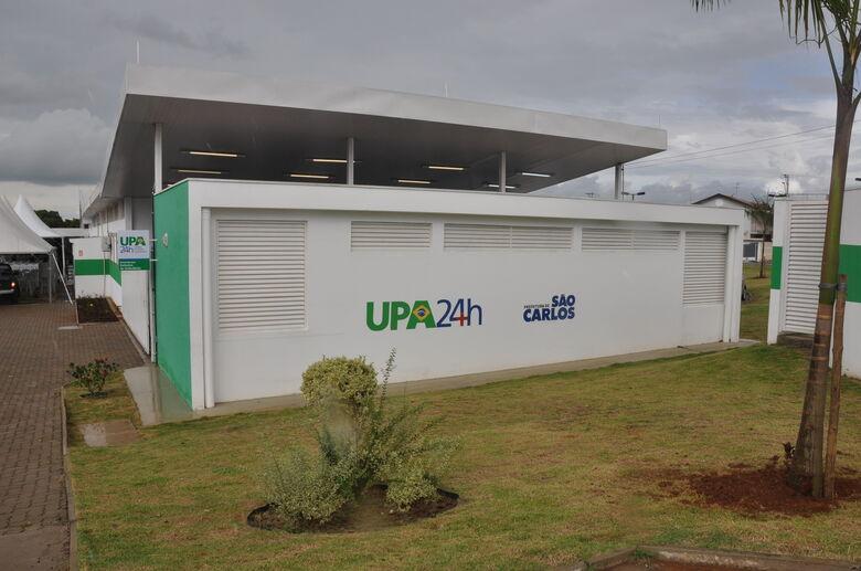 Após uma ano e oito meses fechada, UPA Santa Felícia será reaberta nesta sexta-feira - Crédito: Divulgação