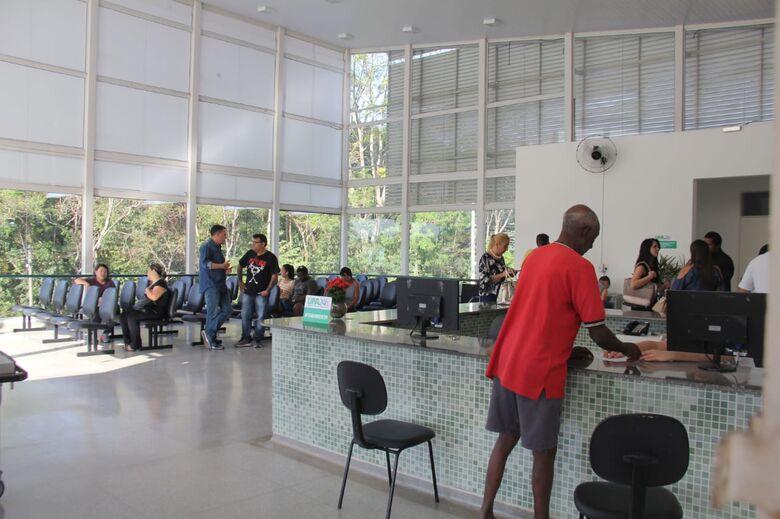 UPA Santa Felícia reabre e primeiros pacientes são atendidos - Crédito: Maycon Maximino
