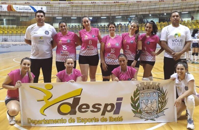 Equipes masculina e feminina de Ibaté se destacam na Copa Sesc Inverno São Carlos - Crédito: Divulgação