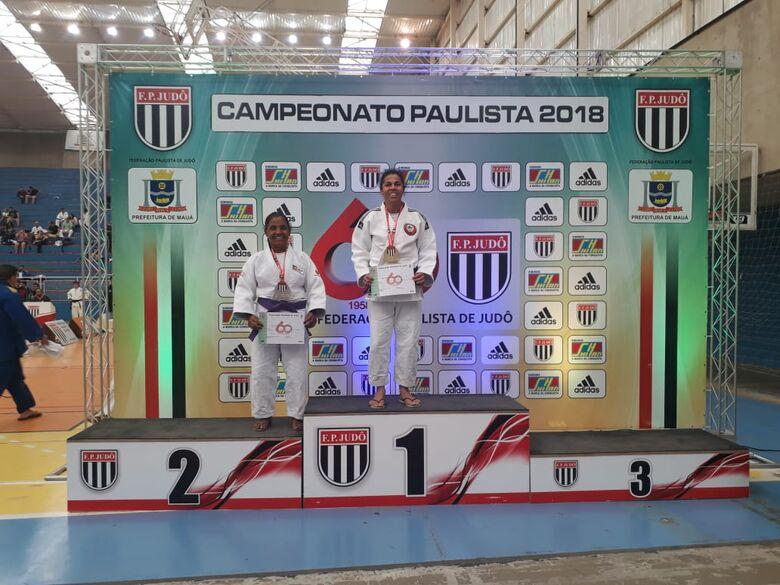 Judocas são-carlenses se destacam no Paulista de Veteranos - Crédito: Divulgação