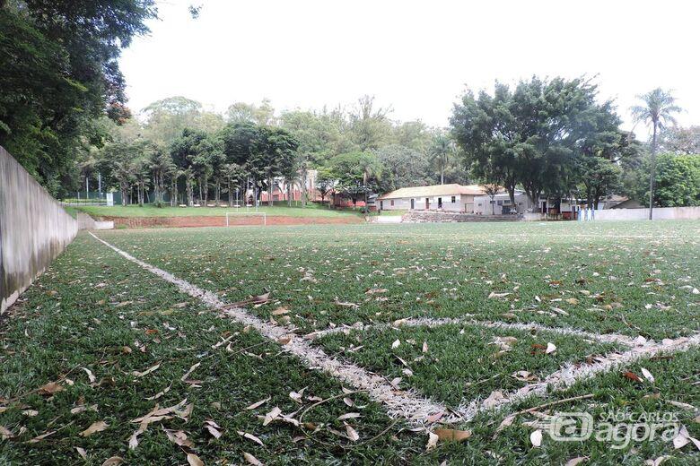 Centro de Treinamento do São Carlos FC recebe as partidas da competição - Crédito: Gustavo Curvelo/Divulgação