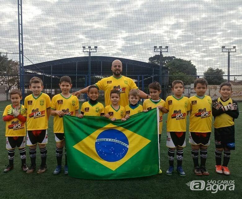Seis jogos agitam o Campeonato Aberto da Mult Sport - Crédito: Divulgação