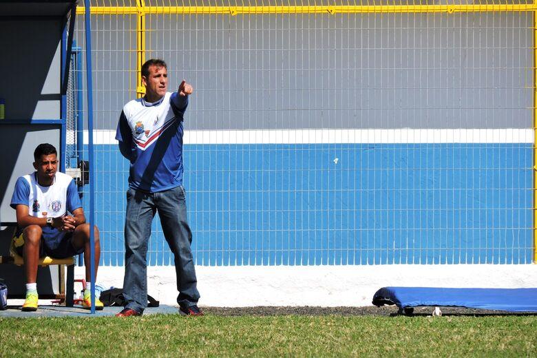 Treinador acredita em reabilitação no segundo turno no Campeonato Paulista sub20 - Crédito: Gustavo Curvelo/Divulgação