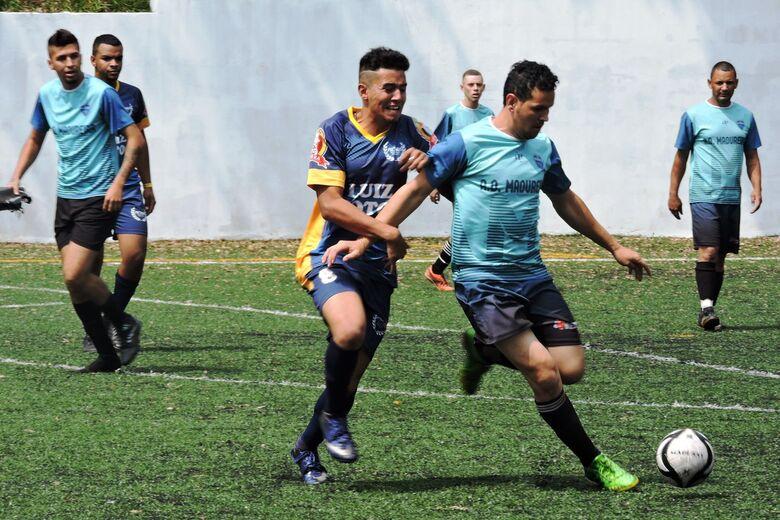 Madureira Aracy II venceu a ICB por 6 a 1 - Crédito: Gustavo Curvelo/Divulgação