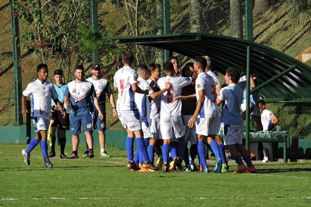 Sub20 virou para cima do Brasilis e conquistou a primeira vitória no estadual - Crédito: Gustavo Curvelo/Divulgação