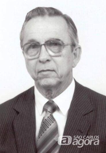 Luiz Ubirajara Rosa, uma personalidade singular - Crédito: Arquivos APCD e São Carlos Clube