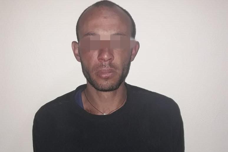 Desocupado é detido após tentativa de furto - Crédito: Divulgação