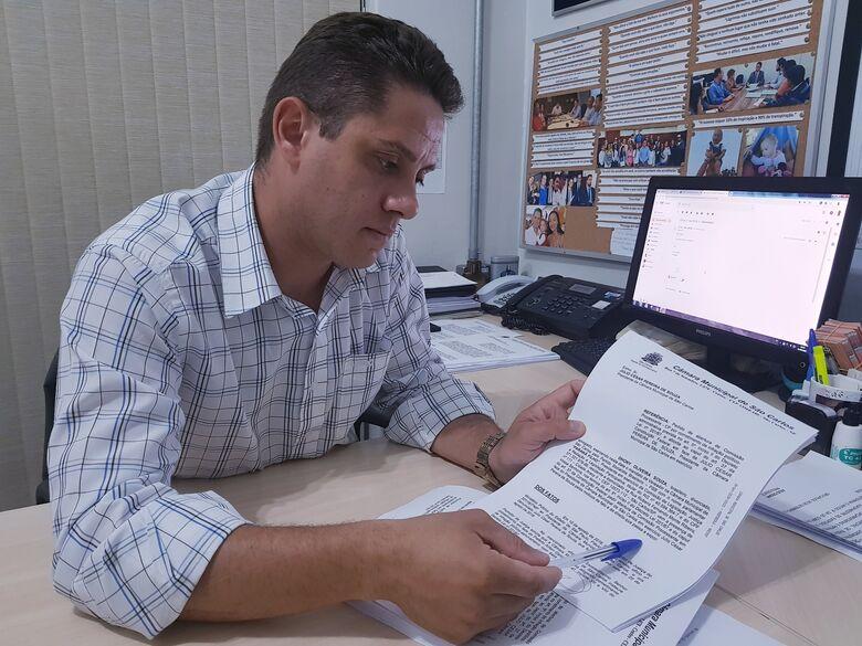 Paraná pede Comissão Processante e afastamento de Julio Cesar por obstruir denúncia do MP contra Airton Garcia - Crédito: Marcos Escrivani