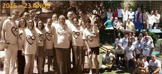 Após 25 anos, turma de 1993 da Fadisc se reúne em São Carlos - Crédito: Divulgação